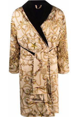Philipp Plein New Baroque bathrobe