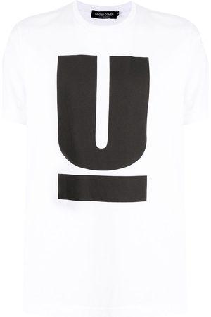 UNDERCOVER Muži S krátkým rukávem - Logo crew-neck T-shirt