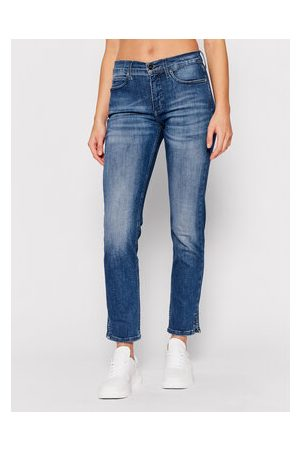 Calvin Klein Ženy Slim - Jeansy