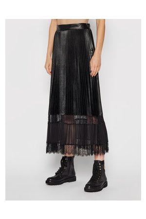 Twin-Set Ženy Midi - Plisovaná sukně