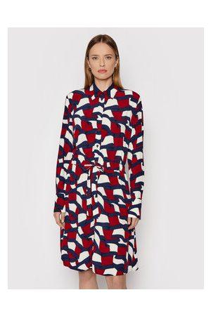 Tommy Hilfiger Ženy Košilové - Košilové šaty