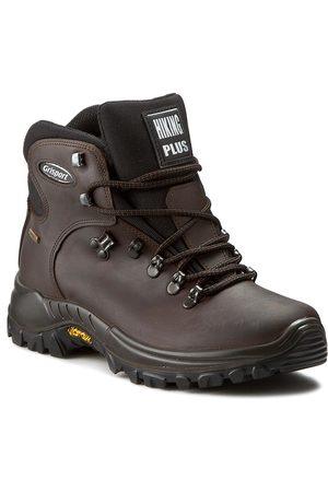 Grisport Trekingová obuv - 10303D69G Marrone