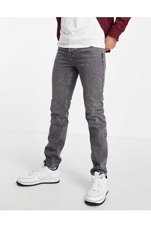 Topman Muži Rovné nohavice - Straight jeans in grey