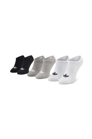 adidas Ponožky - Sada 3 párů nízkých ponožek unisex