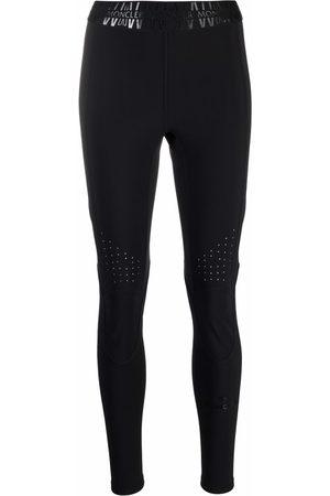 Moncler Logo-waistband high-waisted leggings