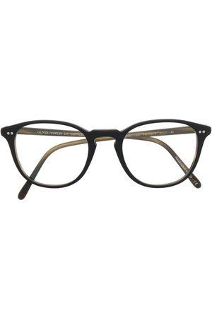 Oliver Peoples Sluneční brýle - Forman cat-eye glasses