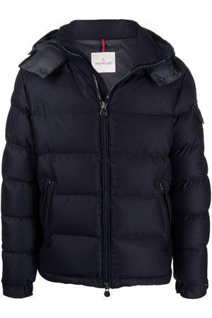 Moncler Montgenevre padded hooded jacket