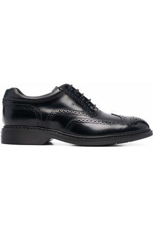 Hogan Muži Do práce - Leather oxford shoes