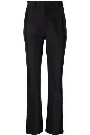 Alexander Wang High-waisted tailored trousers