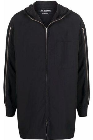Jacquemus Zip-sleeve coat