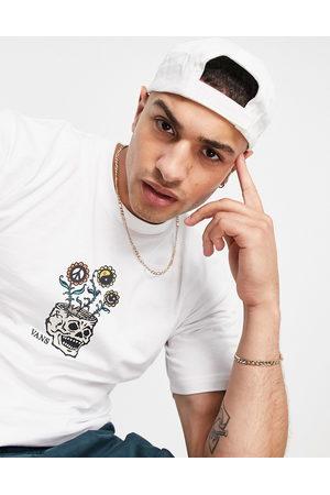 Vans Muži S krátkým rukávem - Sprouting t-shirt in white