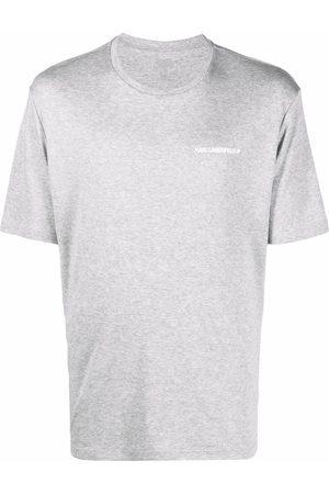 Karl Lagerfeld S krátkým rukávem - Chest logo-print T-shirt