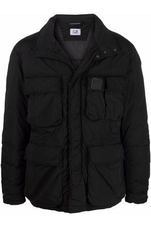C.P. Company Cargo-pocket padded jacket