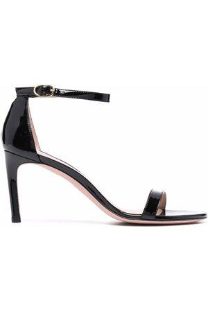 Stuart Weitzman Ženy S otevřenou špičkou - Strappy high heel sandals