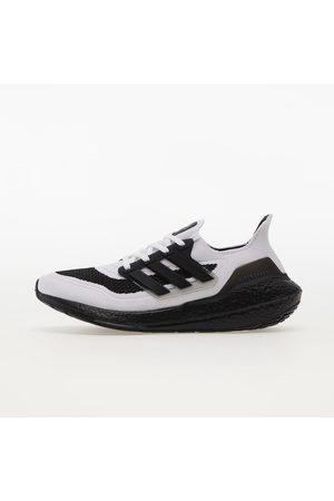 adidas Muži Doplňky - Adidas UltraBOOST 21 Ftw White/ Core Black/ Grey Five