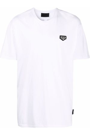 Philipp Plein Beaded logo T-shirt