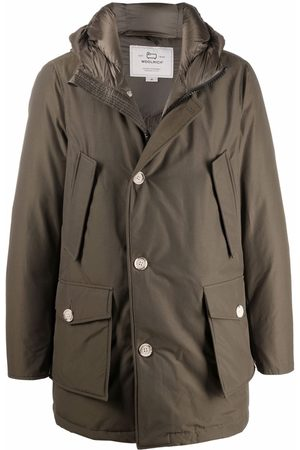 Woolrich Artic padded down parka coat