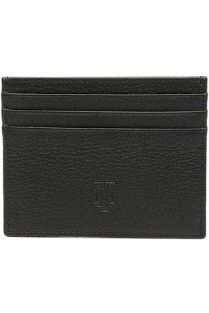 MONTROI Muži Peněženky - Grained leather cardholder