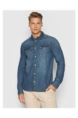 Tommy Hilfiger Muži Džínové košile - Džínová košile