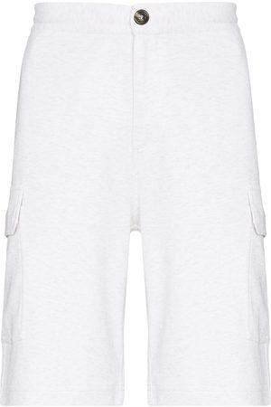 Brunello Cucinelli Mid-rise Bermuda shorts