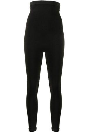 Spanx Ženy Legíny - High-waisted stretch-fit leggings