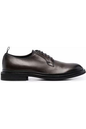 Officine creative Muži Do práce - Lace-up leather shoes