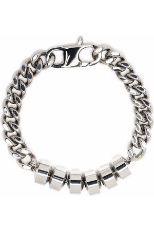 1017 ALYX 9SM Ženy Náramky - Safety buckle chain bracelet