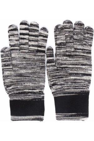 Missoni Ženy Rukavice - MDS00490BK00XH F901V BLACK Leather/Fur/Exotic Skins->Leather