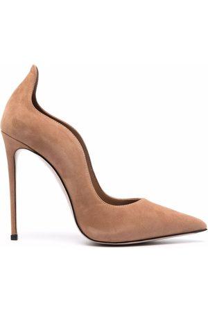 LE SILLA Ženy Se zavřenou špičkou - Ivy pointed-toe stiletto pumps