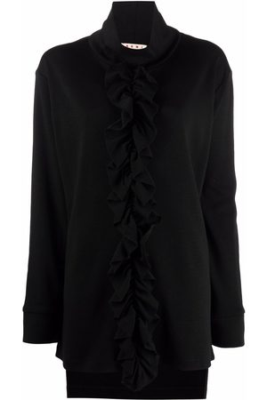 Marni High neck knitted jumper