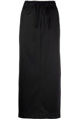SEMICOUTURE Ženy Maxi - Straight cut maxi skirt