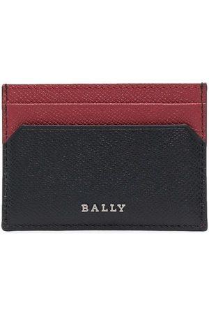 Bally Muži Peněženky - Colour block cardholder