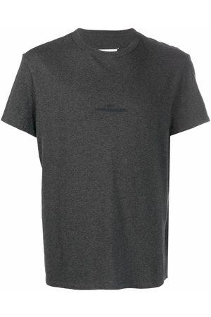 Maison Margiela Muži S krátkým rukávem - Embroidered-logo T-shirt