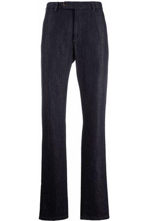 Pal Zileri Muži Rovné nohavice - Straight-leg denim trousers