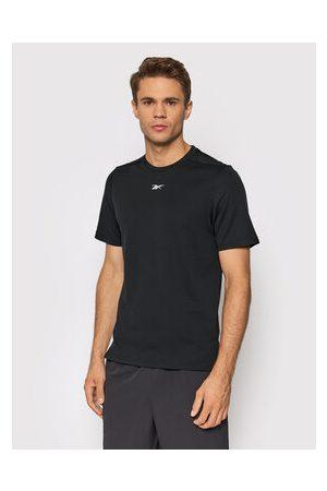Reebok Muži S límečkem - Funkční tričko