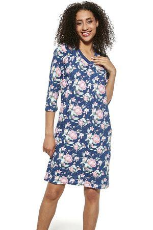 Cornette Ženy Košilky - Dámská noční košile 483/290 3XL