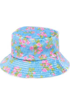 Natasha Zinko Ženy Klobouky - Floral bucket hat