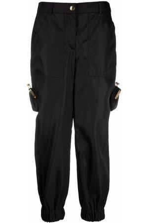 Moschino Ženy Kapsáče - Purse-pockets cargo trousers