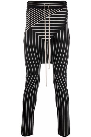 Rick Owens Jogger drop-crotch trousers