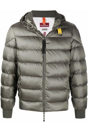 Parajumpers Pharrell hooded puffer jacket