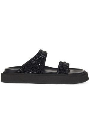 Giuseppe Zanotti Muži Sandály - Livio rubber sandals