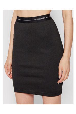 Calvin Klein Jeans Ženy Krátké - Mini sukně