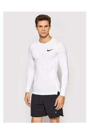 Nike Muži S límečkem - Funkční tričko