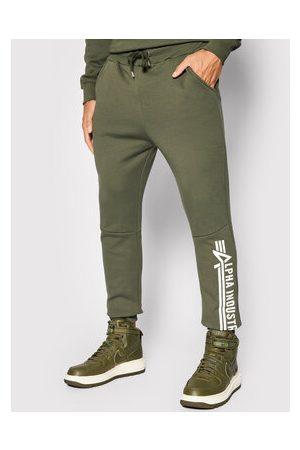 Alpha Industries Muži Tepláky - Teplákové kalhoty