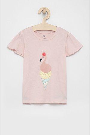 GAP Dětské bavlněné tričko