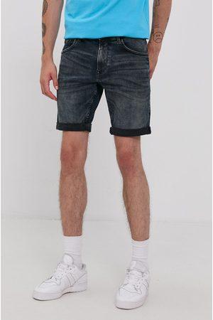 TOM TAILOR Džínové šortky