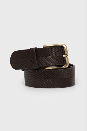 Wrangler Kožený pásek