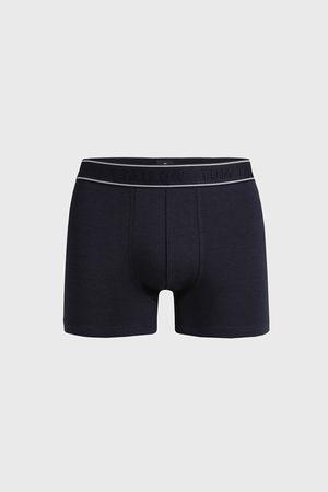 TOM TAILOR Tmavě modré boxerky Micro