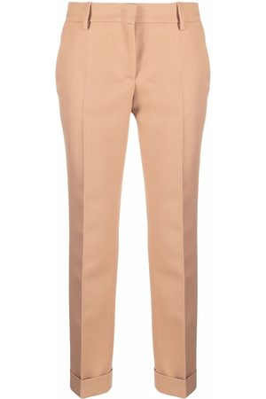 Golden Goose Ženy Společenské - Cropped tailored trousers