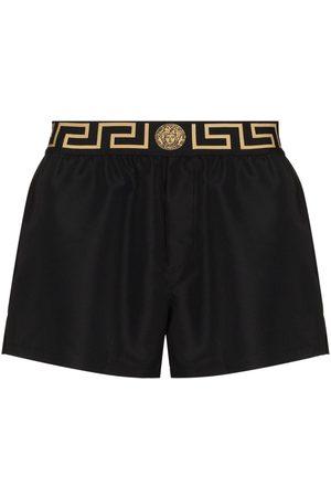 VERSACE Muži Šortky - Medusa-motif swim shorts